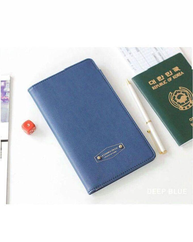 Mandalay Online Sales La Chance Passe Wallet - Blue