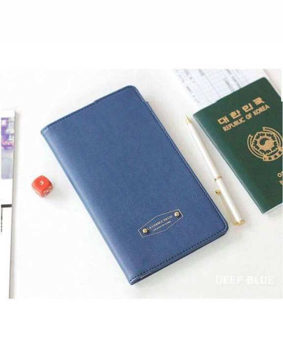 Mandalay Online Sales La Chance Passe Wallet - Blue