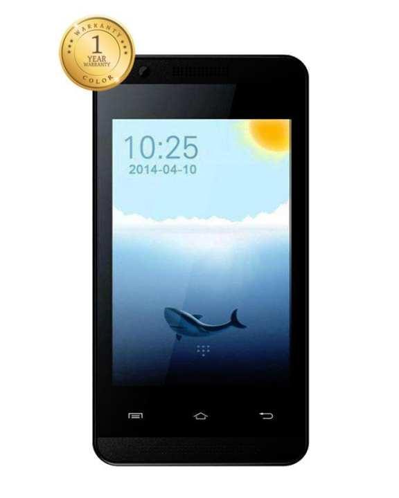 COLORS X25 ZOOM (3G) Dual Sim - Black