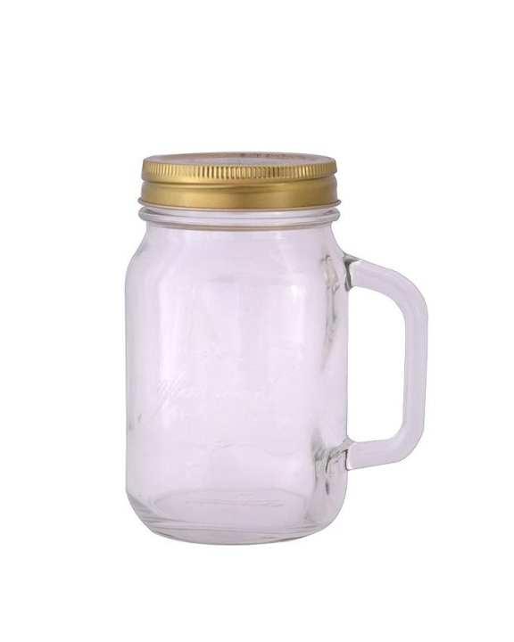 Glasslock Canning Mug 500ml