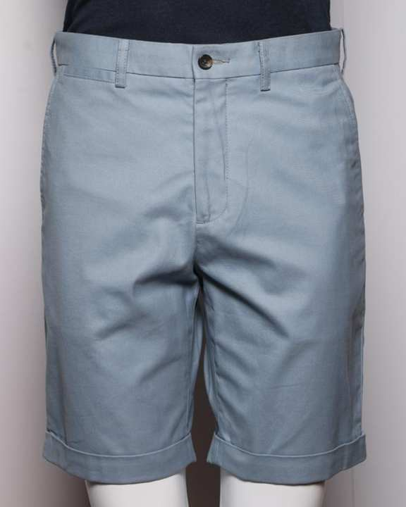 Morgan Men's Short Pants - Blue