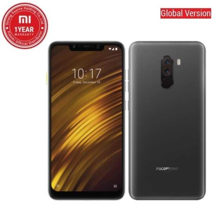 Xiaomi Xiaomi Pocophone F1 (64GB/RAM 6GB) Global Version- Black