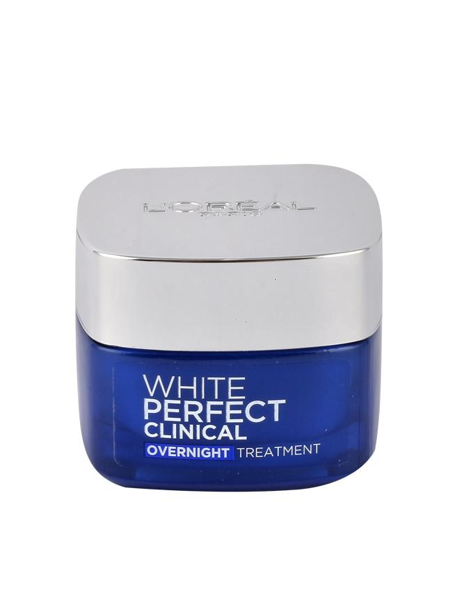 White Perfect Clinical Over Night Treatment (50ml)