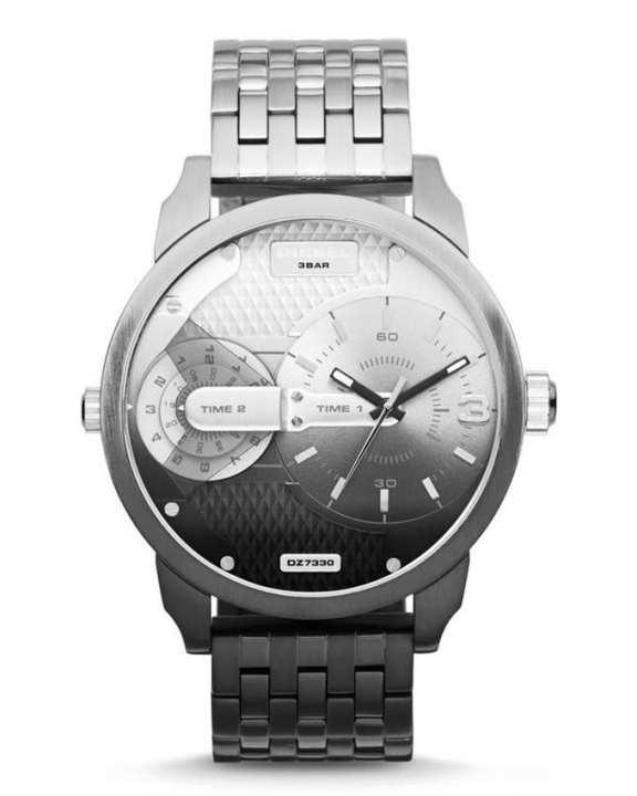 Diesel DZ7330 Stainless Steel Watch – Silver