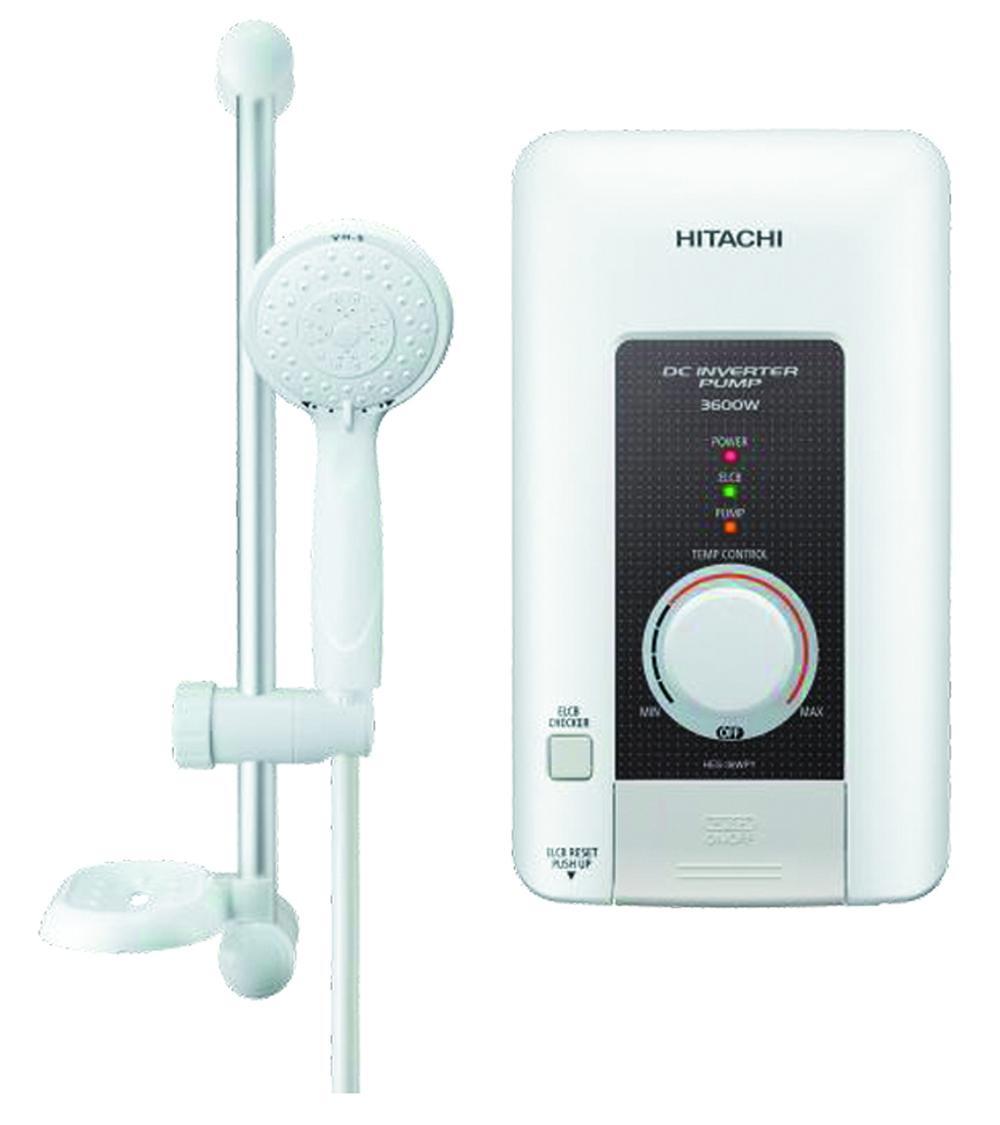 Hitachi Shower Heater Hes 35wpy