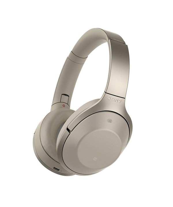 AV Link Sony Premium Noise Cancelling Wireless Bluetooth Headphones MDR1000X