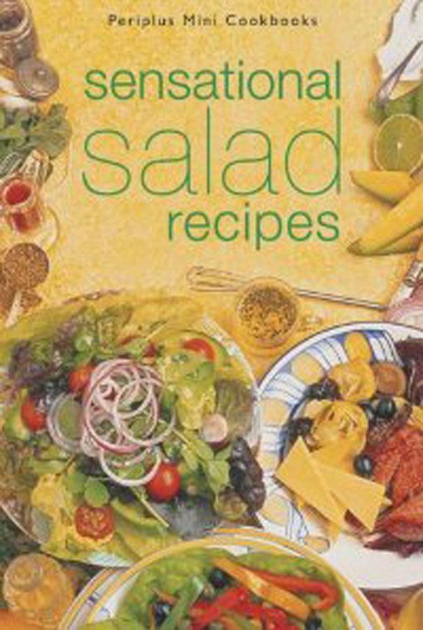 Daraz Books Sensational Salad Recipes