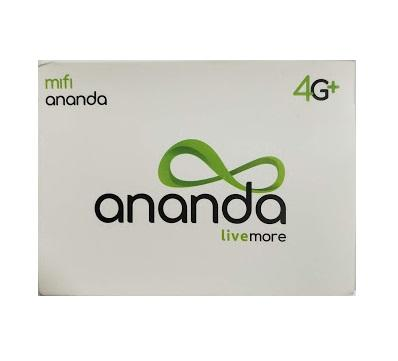 Ananda 4G+ Mi Fi ( Only Device , No Sim , No Plan )