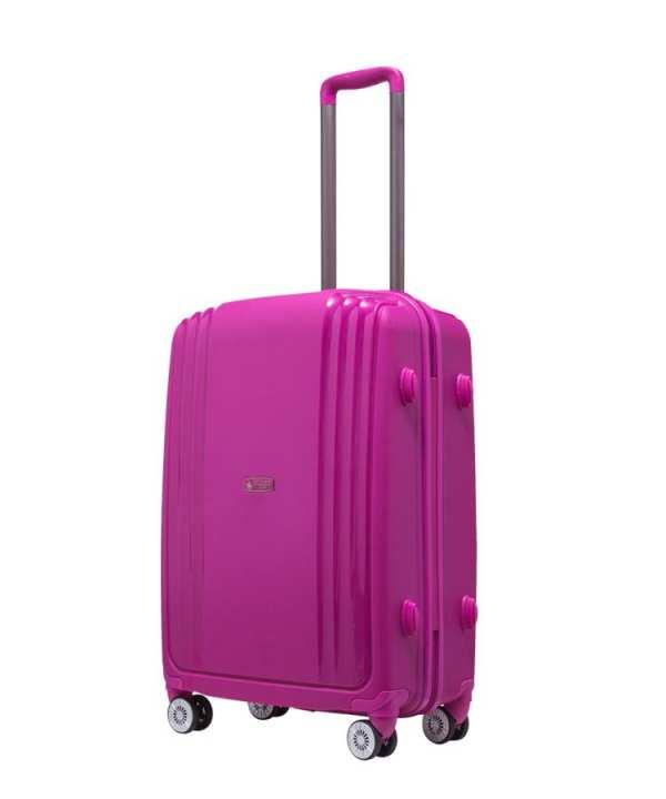 """Santa Barbara SANTA BARBARA Luggage Pink Color 25"""""""