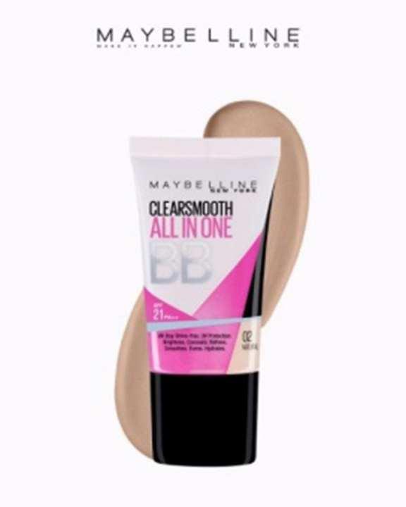 Clear Smooth BB Cream 02 Natural (18ML)