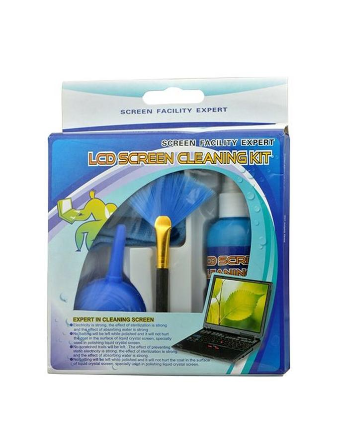 Matrix LED Screen Cleaning Kit 4in1