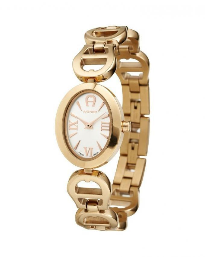 Aigner A57200 Orvieto Watch - Rose Gold