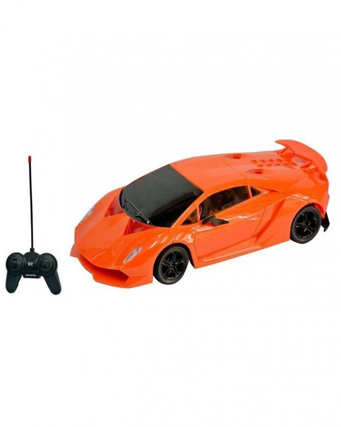 Harrier No.1586A Racing Car With Remote Control