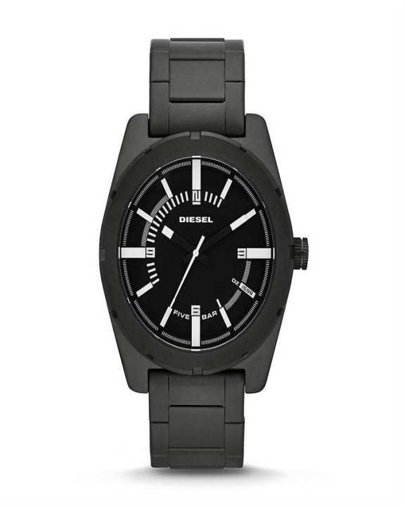 Diesel DZ1596 Stainless Steel Watch - Black