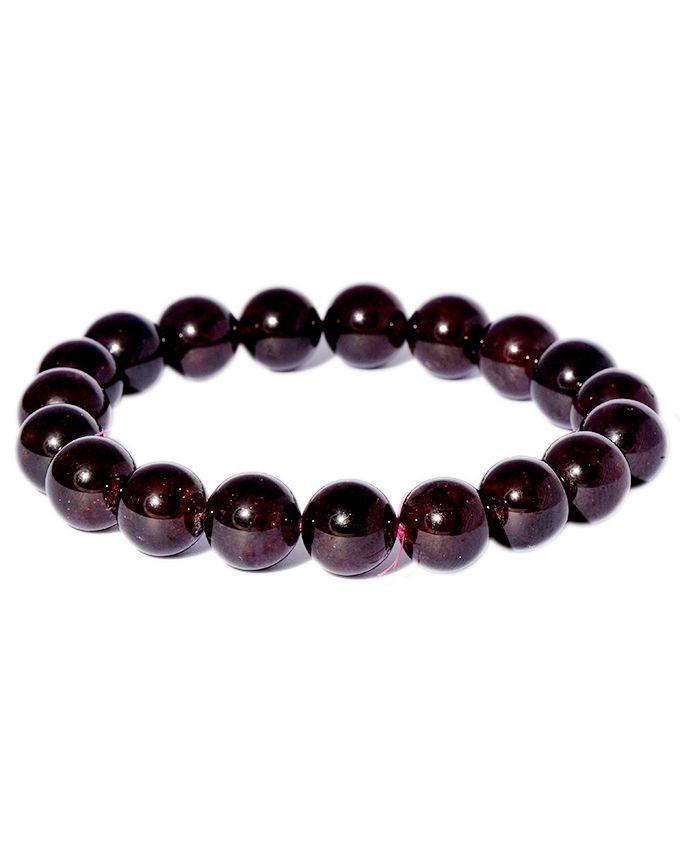 Infinity Tiger's Eye Bracelet – Reddish Brown
