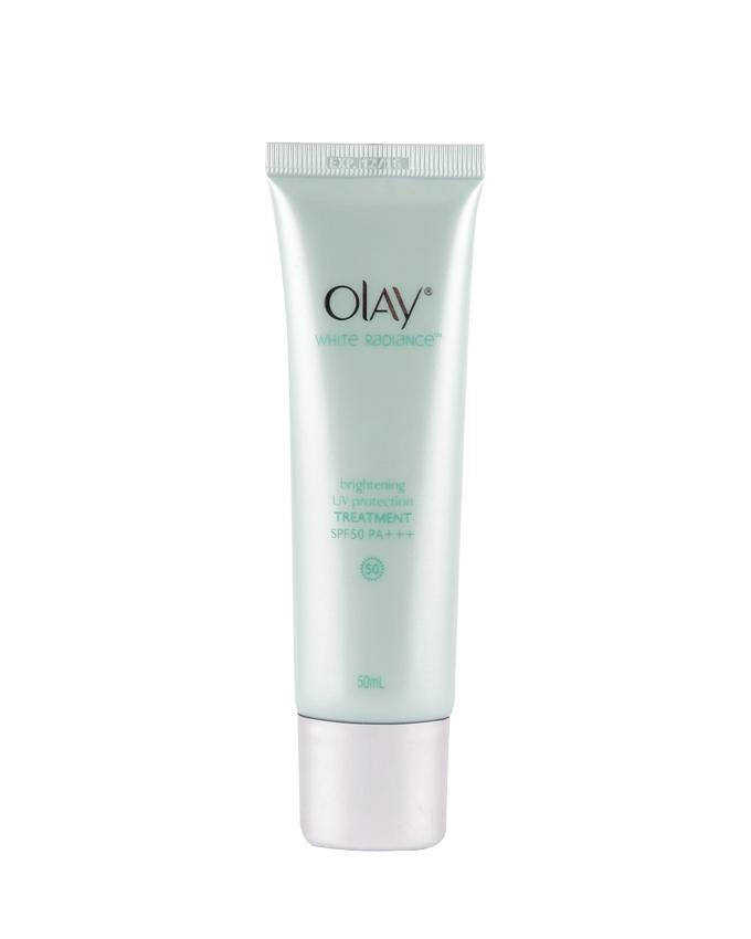 Olay White Radiance Brightening UV Protection Treatment - 50 Ml