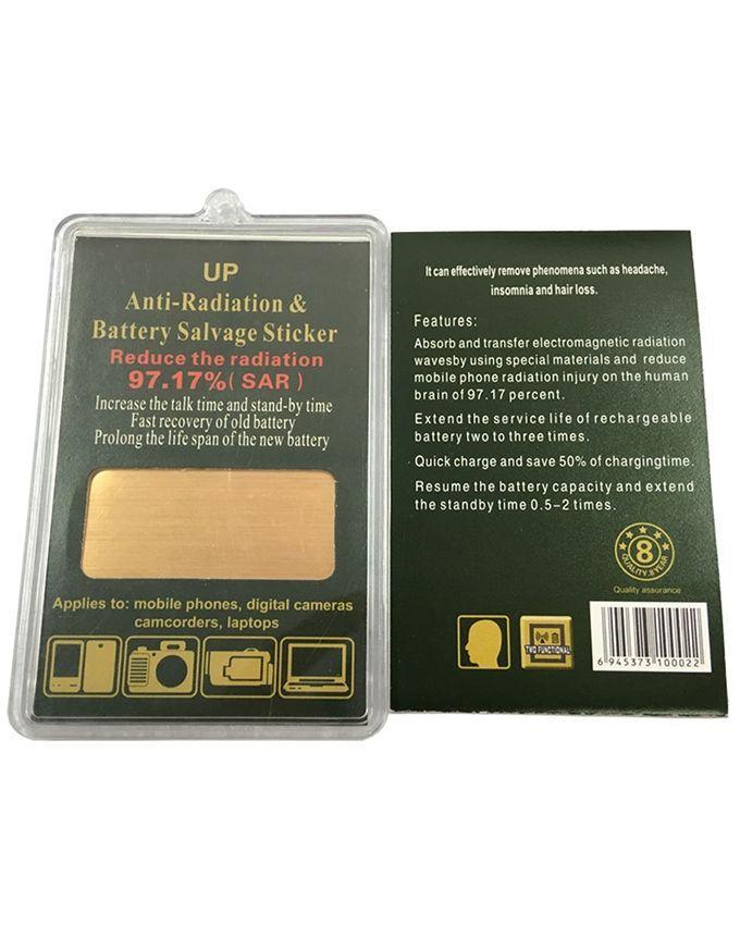 Mandalay Online Sales Anti Radiation Sticker
