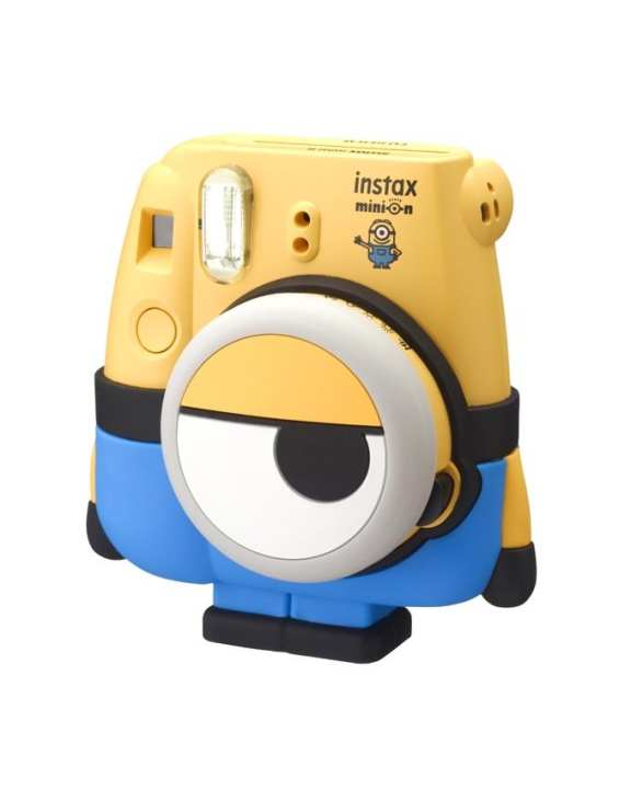 Instax Minion Camera - Yellow