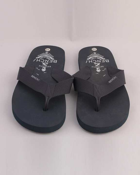 Bench Men Slipper - Black