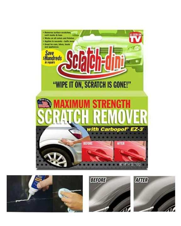 Mandalay Online Sales Maximum Strength Scratch Remover For Car