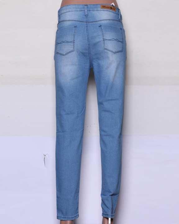 Bench Women's Jean Pant - Blue Jean (Pale0