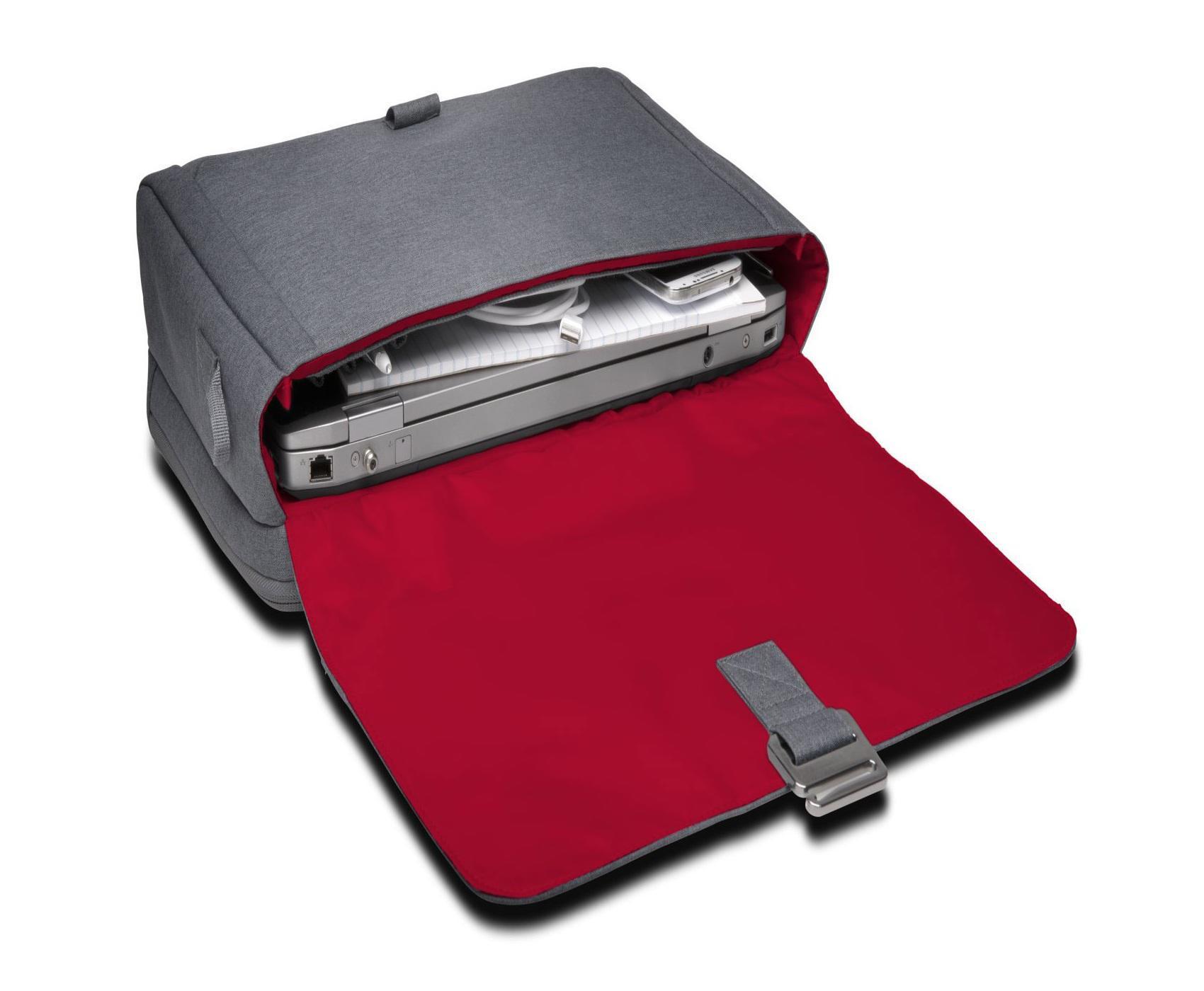 "Kensington 14.4"" Laptop Messenger Bag"