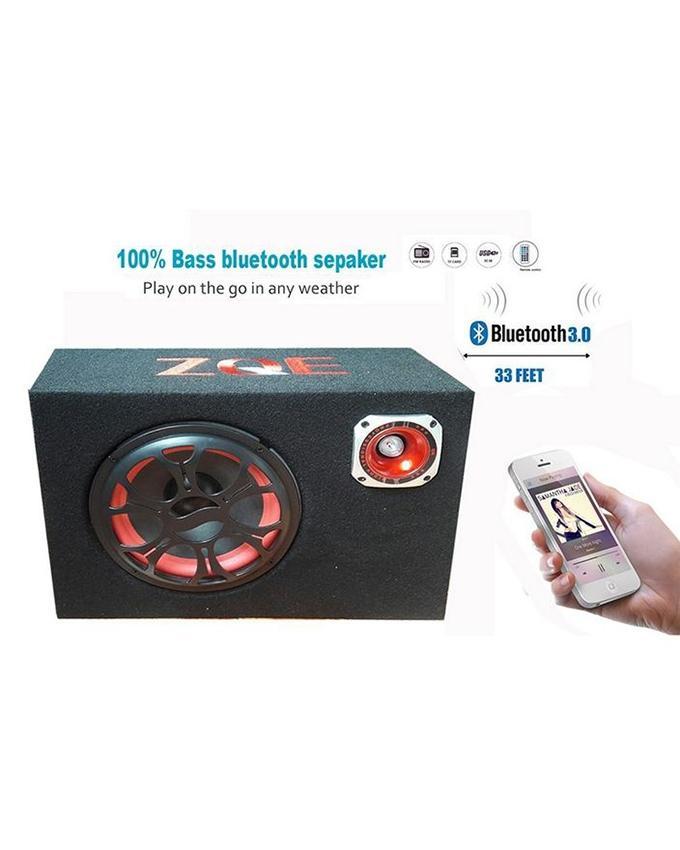 Harrier 100% Bass Bluetooth woofer speaker