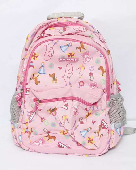 Dr Kong Backpack - Pink