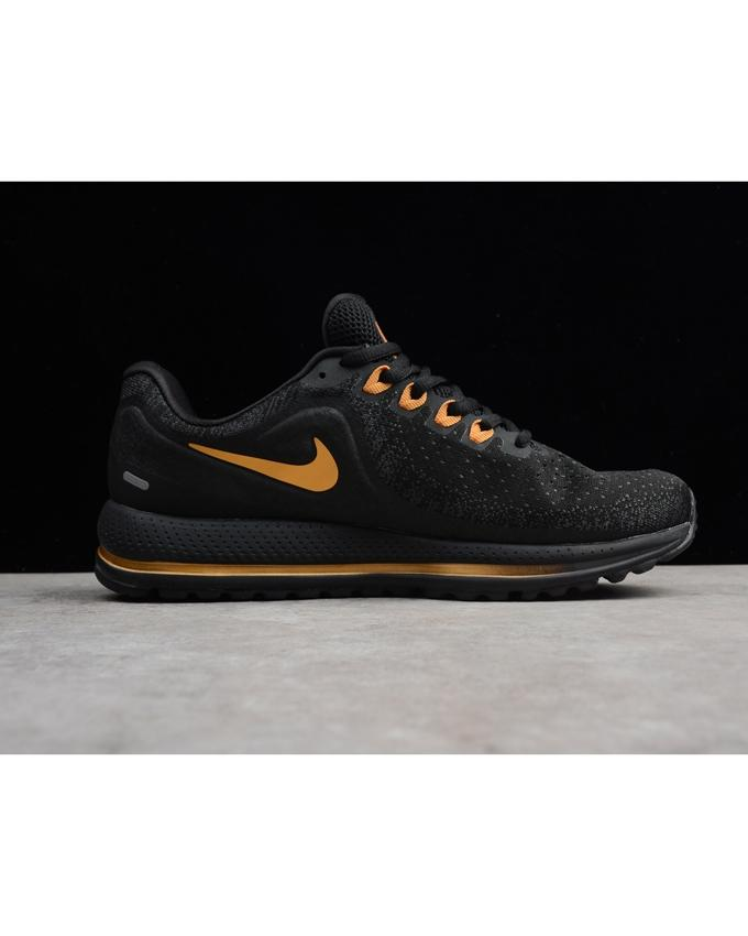 the best attitude 315f1 f69d2 Nike Air Zoom Vomero Series Sneakers - Black and yellow