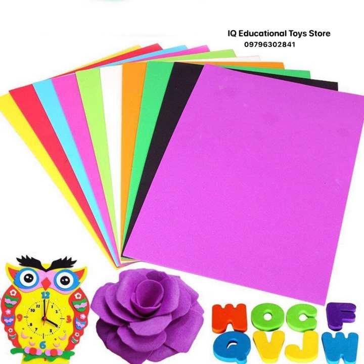 IQ EVA foam paper ( 10 pcs)