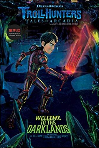 Trollhunters: Tales of Arcadia (2018) Animation Series Burmese Subtitle  Episode(1 to 16)