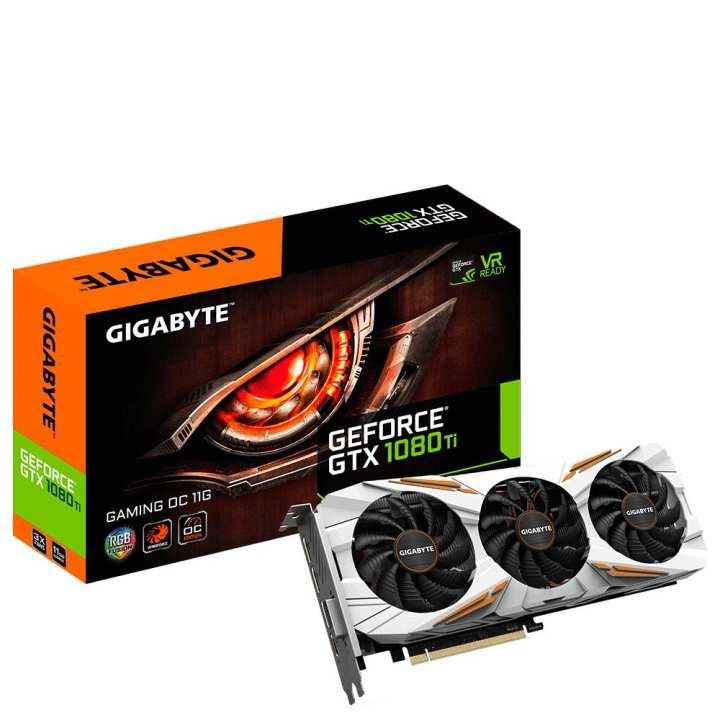 Gigabyte  GV-N1080 Ti Gaming ( 11GB )