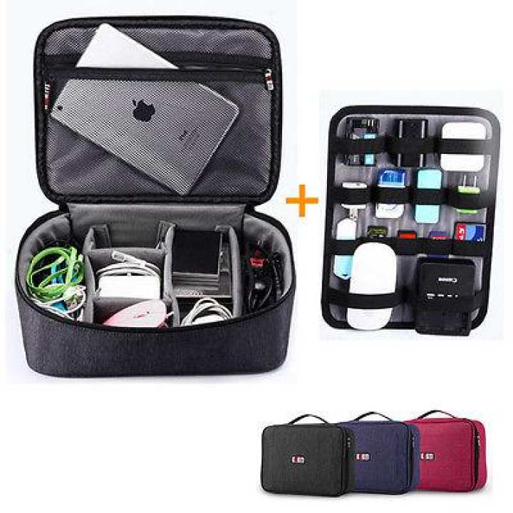BUBM Universal Electronics Accessories Case