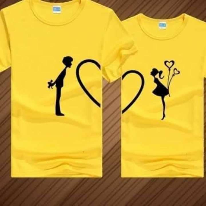 Heart Couple T-Shirt