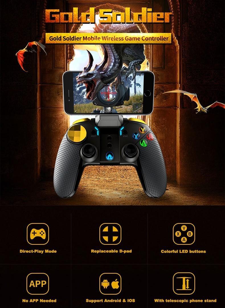 Gamepad App Ios