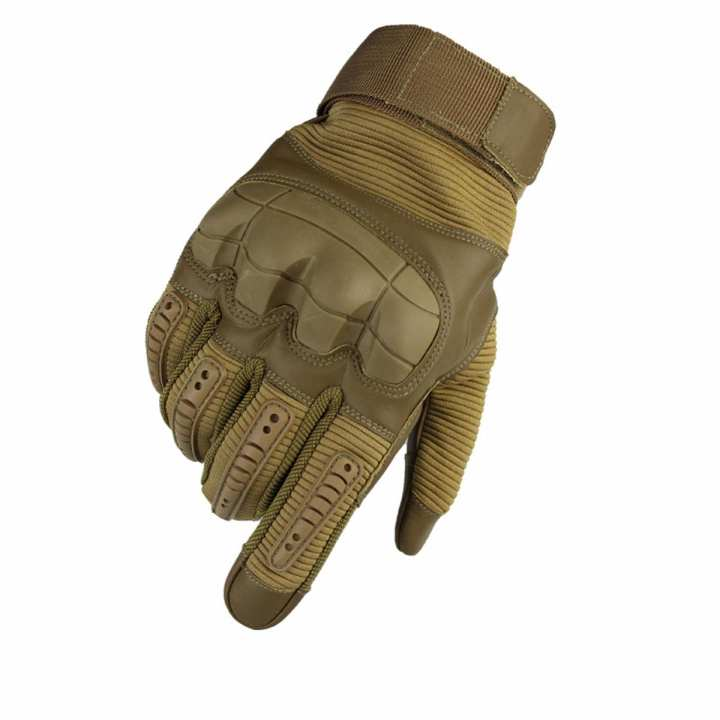Sports Fitness Riding Gloves Fan Tactical Outdoor Nylon Motorcycle Gloves Protective Gear