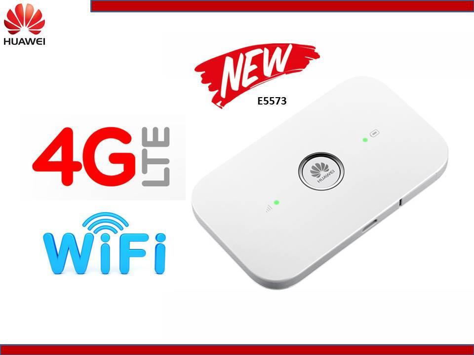 HUAWEI 4G LTE WIFI ROUTER E5573
