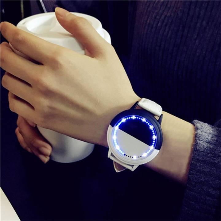 FashionieStore Ladies wristwatch Waterproof  LED Watch Men And Women Lovers Watch Smart Electronics Watches