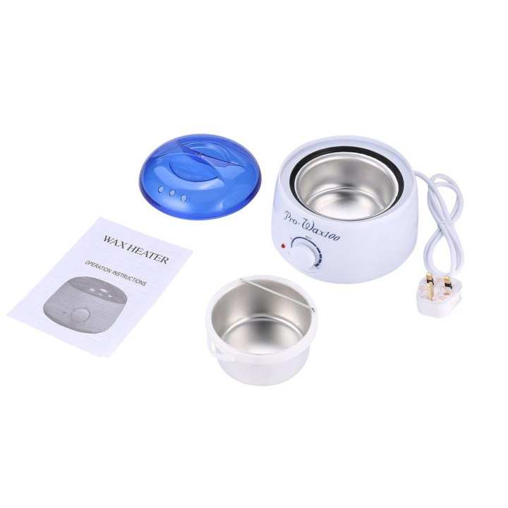 Professional Wax Warmer Paraffin Pot Heater Hair Removal Removable