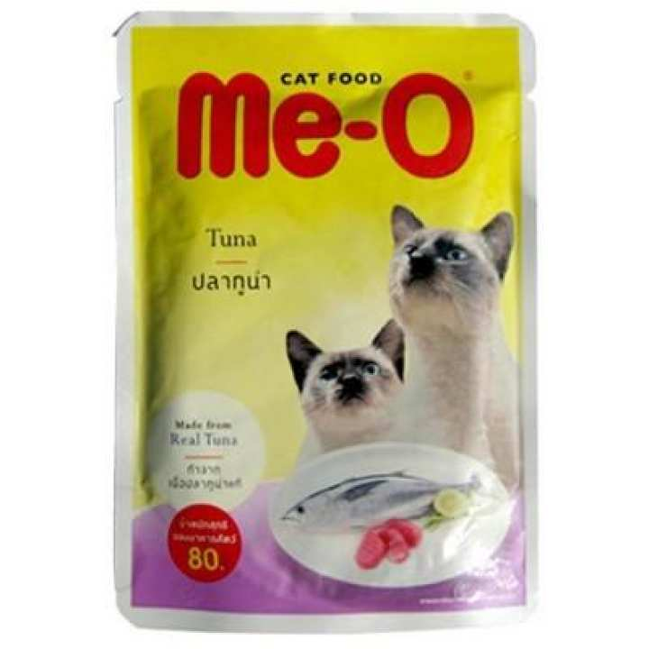 MeO Cat Wet Food Pouch