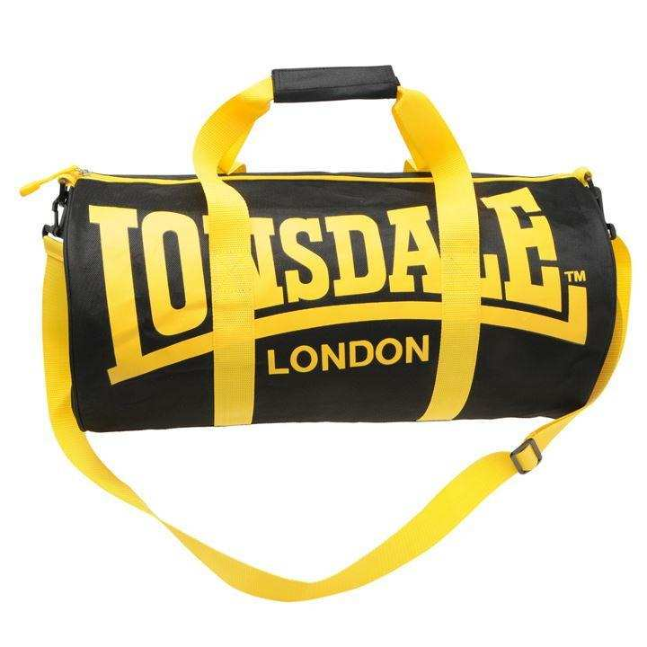 Lonsdale London Barrel Bag