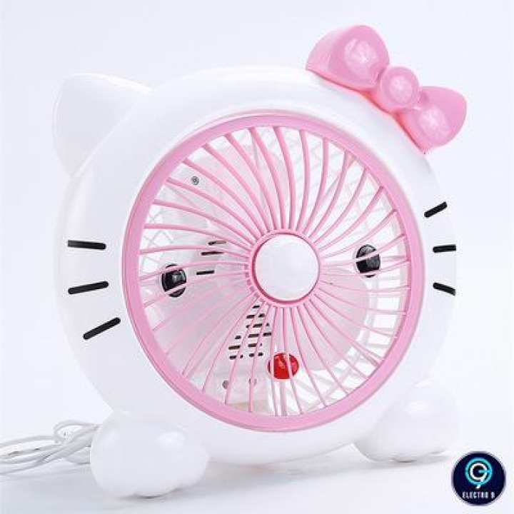 Cartoon Table Fan 8""