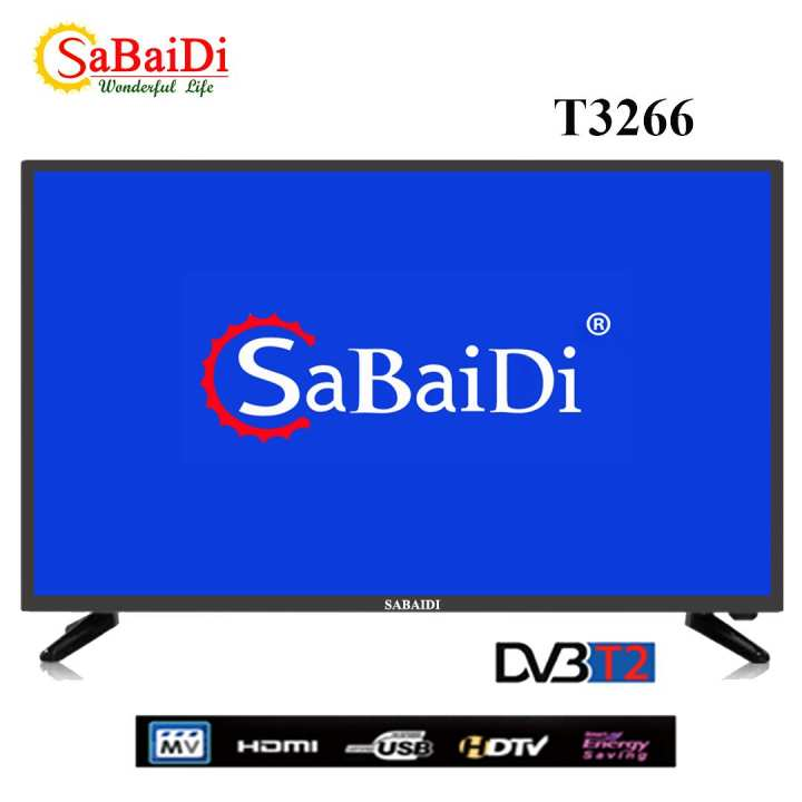 """LED TV (32"""") With Digital T2"""