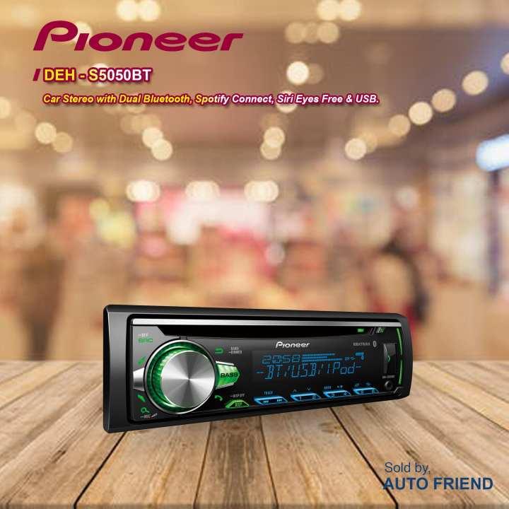 Pioneer DEH-S5050BT  Car Head Unit