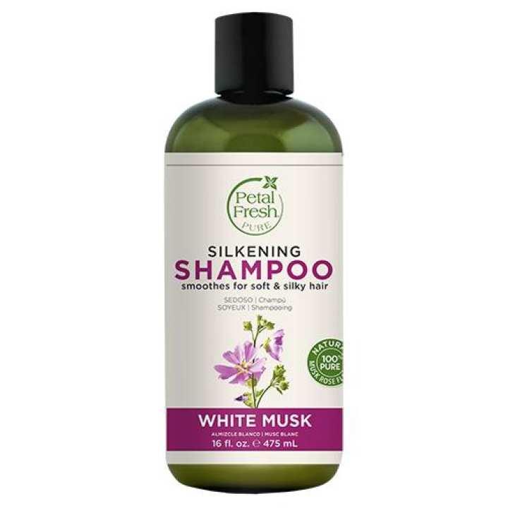 Petal  Fresh Silkening White Musk Shampoo