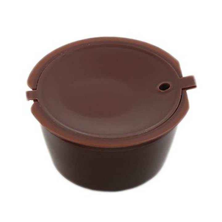 Reusable Capsule Coffee Filter Stainless Steel Mesh Basket Maker