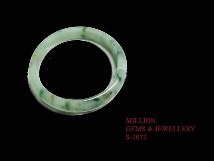 Million Natural Jade Bangle