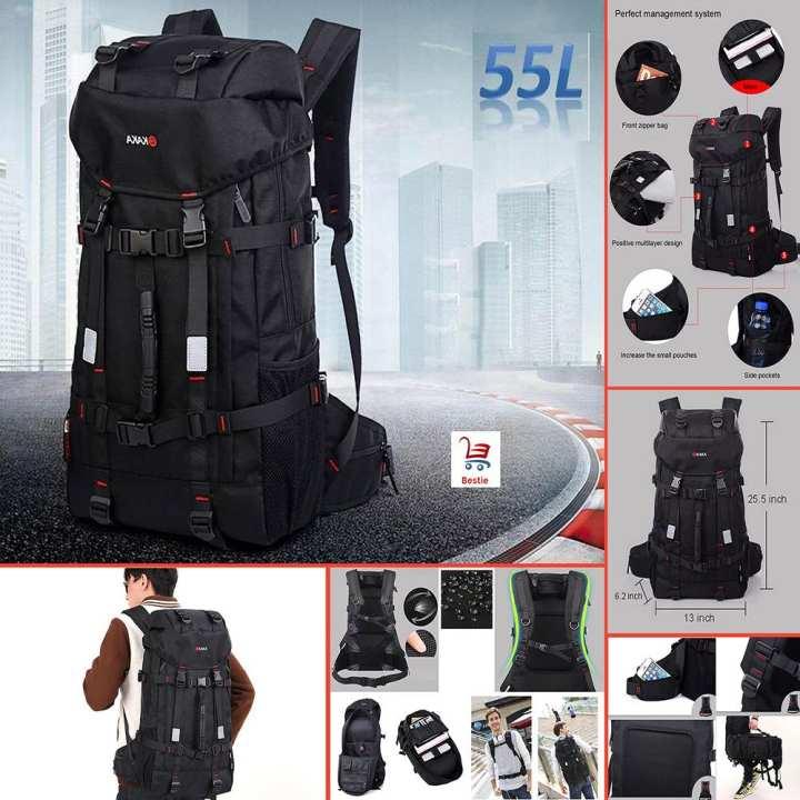 Bestie KAKA Travel Backpack (Free Gift: Numbered Luggage Lock)