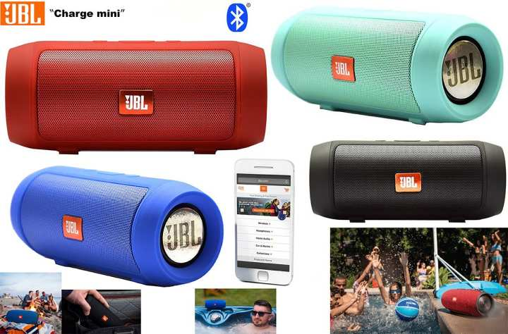 Harrier JBL Charge mini Bluetooth speaker (first copy)