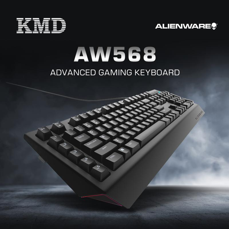 Alienware Advanced Gaming Keyboard AW568_KMD
